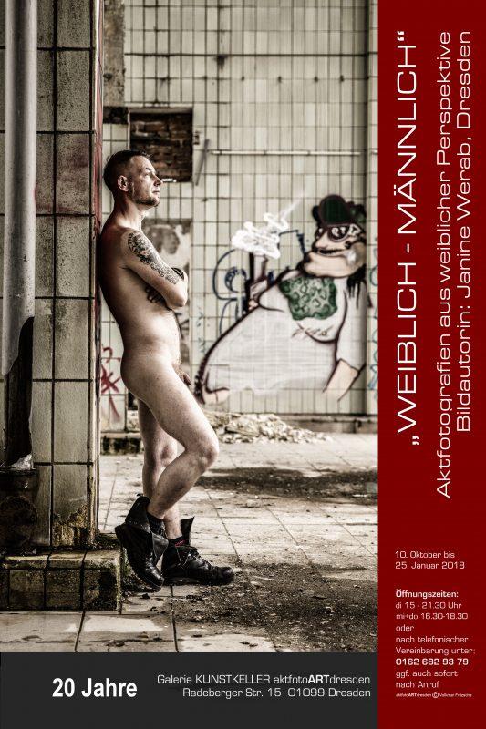 Plakat - Weiblich - Männlich